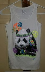 Justice Girls Tank Top Ribbed
